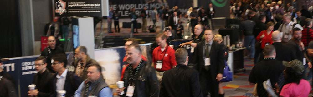 SHOT Show attendees