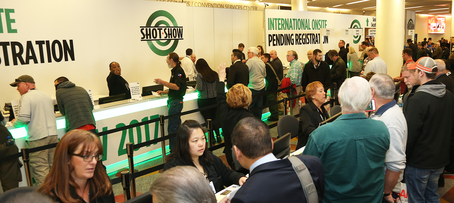 SHOT Show Registration