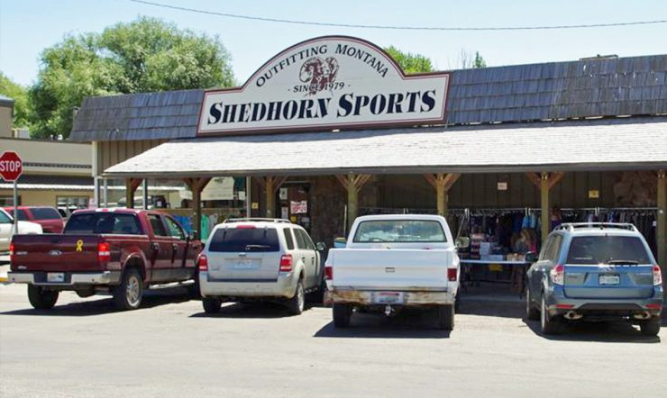 Working the Show: Shedhorn Sports, Ennis, Montana